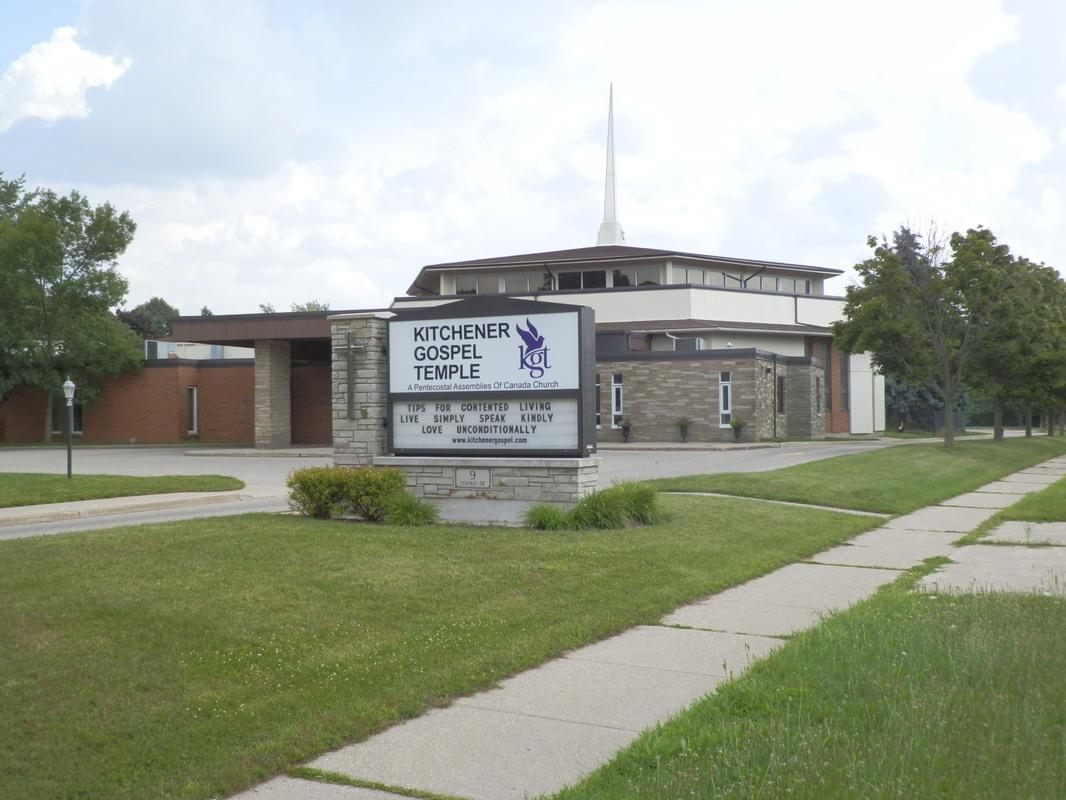 Stanley Park Baptist Church Kitchener